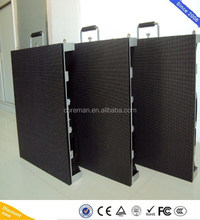 lighting image animation system Coreman P4 P5 P6 Energy Conservation P4 Commercial Led Display Cabinets