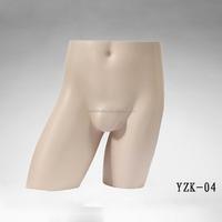Half body sex underwear male mannequins wholesale display