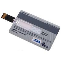 Credit Card USB Flash memory Drive 1GB 2GB 4GB 8GB 16GB