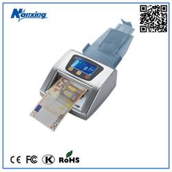 Bill Validator Money Checking Machine for USD and Euro