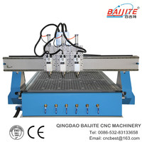 1325 cnc router\three pneumatic head\factory price\high efficiency\CE,ISO9001