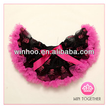puffy halloween cocktail baby pettiskirts dress wholesale