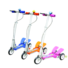 professional smart strong adults and kids three wheel scooter for sale
