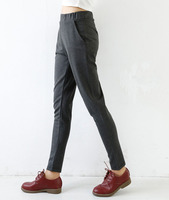 Factory Direct 2015 Autumn And Winter New Rome Harem Pants High Quality Ladies Sexy Casual Pants For Ladies 9632