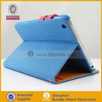 Coloful Wallet Pu Case for ipad mini with Ball Pattern