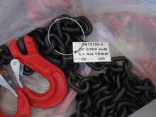 high tensile grade 80 welded link chain