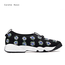 CR521 high quality casual style canvas shoes zapatillas running