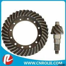 good quality high presision bevel gear BEDFORD J6-330 Crown wheel pinion 6:35 oem 7078107