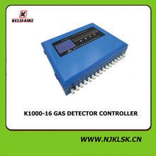 high sensitivity wall mount RS485/ 4-20mA 16-channel distributed control system for h2s detector