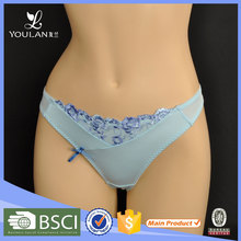 High Quality Sex Appeal Women Girl Plain Lace oem g string