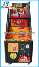CY-BM03 / Basketball machine - Coin operated basketball sale