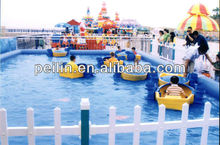 2012 hot sale inflatable bumper boat