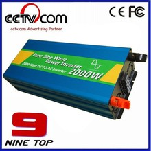 dc to ac pure sine wave CE Rohs 2000w inverter