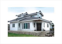 Beautiful And Comfotable New design Modular homes Steel Frame Prefab House