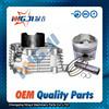 Motorcycle Cylinder kit for Suzuki 125cc High Quality Motorcycle Parts Motorcycle Engine Parts Cylinder Block 57mm diameter