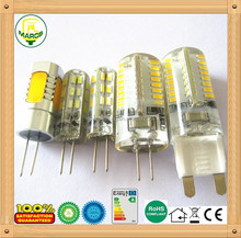 Hot sales G9 G4 led factory,high lumen high quality 2W to 5W dimmable function available