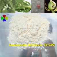 Biological Insecticide and Nematicide 70% 90% Emamectin Benzoate TC