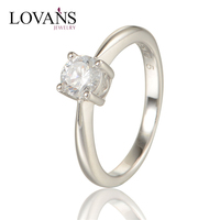 One Stone Sample Engagement Rings