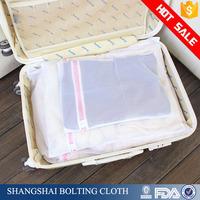 mesh polyester travel bag/children travel trolley luggage bag