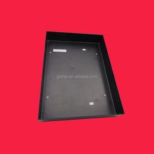 waterproof stainless steel/aluminium metal storage box with lock