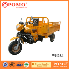 Low Oil Consumption Popular Heavy Load Strong Cargo 250cc Adult Moped Cargo Tricycle