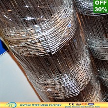 Plastic Wrap Hot Dipped Galvanised Sheep Fence Wire