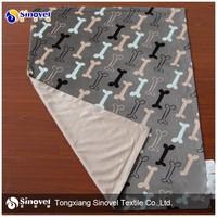 Hot Sale!!!! Wholesale Polyester Super Soft Pet Fleece Blanket