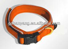 Soft Padding Collar and Leash Reflective Neoprene Soft Collar