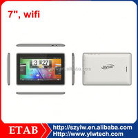 china no brand single core A13 mid tablet pc android 4.0.4