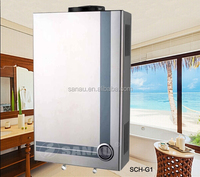 hot sale instant Balanced type of gas water heater
