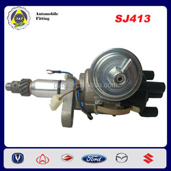 Japanese Used Car Parts Auto Ignition Distributor Assy for Suzuki SJ413 33100-60A10/33100-60A10/33100-83020/21/22
