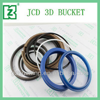 Hydraulic cylinder repaire seal kit for Bucket
