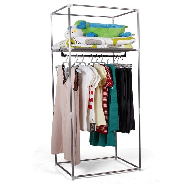 wholesale s7 portable bedroom closet fabric wardrobe cabinets bedroom