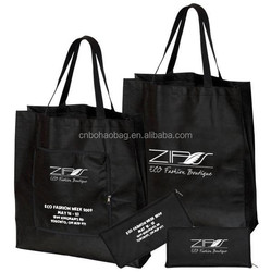 hot sale new product nonwoven folding bag