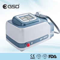 2015 GSD New Innovative Portable 810nm diode laser hair removal machine ( Coolite)