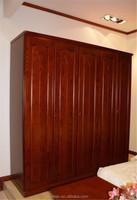 wooden 3 doors clothing armoire wardrobe closet/cheap sliding wardrobes