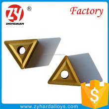 TNMG P30 grade fresh material Indexable cemented tungsten carbide inserts cnc machine tool