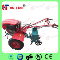 HT105FE 6hp Mini Rotary Diesel Tillers and Cultivators