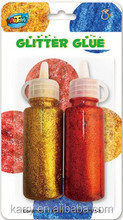 2ct*53ml Glitter Glue A0429
