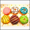 cute cake squishy toys, soft plastic squishy bun toys, custom squishy supplier