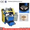 Plate metal accessories polishing machine