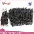 Befa pelo 100% completo cutícula italiano haces de pelo virginales malasias rizadas