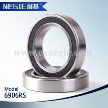 China supplier Cixi Negie factory made high speed precision 6906 motorcycle bearing for suzuki