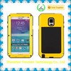 2015 Big Disccount waterproof Cheap plastic shockproof case for Samsung note 4