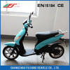 Electric scooter, 2 wheel electric scooter, green power electric scooter with EEC