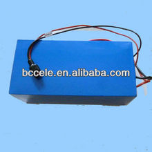48V 30Ah battery pack for motorbike