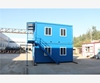 hot sale low budget ready made prefab camp house container house