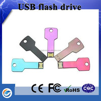 Hot new products for 2015 car key shape usb flash drive for wedding gift