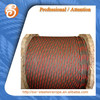 steel wire rope with one color strand