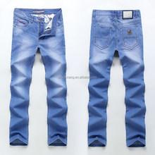 Atacado varejo jeans comprar roupas retas da china